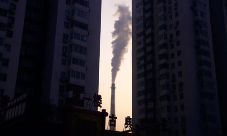 Sandbag's report into the emergence of emissions trading in China : carbon pollution