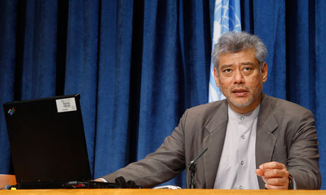 MDG : ILO : Jomo Kwame Sundaram UN Assistant-Secretary-General for Economic Development