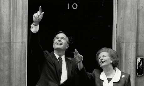 Damian Blog on Margaret Thatcher speech at UN about environment in 1989