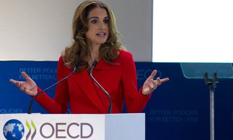 OECD Forum in Paris