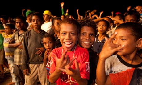 MDG : Timor Leste : East Timor Celebrates Tenth Anniversary Of Independance