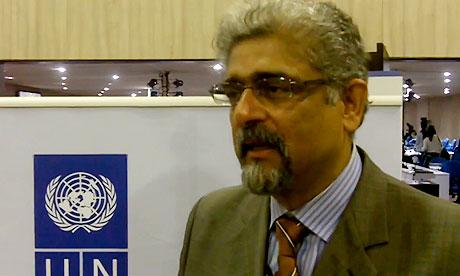 MDG : Rio+20 : UNDP Khalid Malik