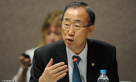 The UN secretary general, Ban Ki-moon, is said to harbour doubts about what a new envoy might be able to achieve in Syria.