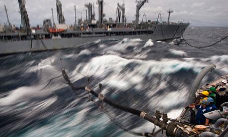 USNS Henry J. Kaiser : US biofuel ships