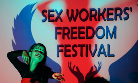 Prasada Rao says HIV 'has brought an empowering aspect' to sex work in India ...