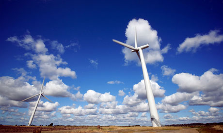 Wiltshire council votes for tough new planning restrictions for windfarms