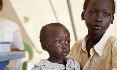 MDG : South Sudan : MSF Doro and Yusif Batil refugee camp