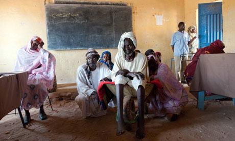 MDG : Sudan : Darfur : IDP in the Kassab camp, Northern Darfur town of Kutum