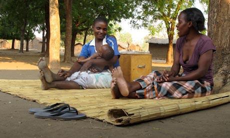 MDG : Malawi : child mortality