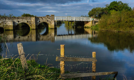 Country Diary : Greatham Bridge at Waltham Brooks