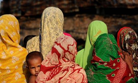 MDG : Bangladesh : Maternal health : Bangladeshi child  among women