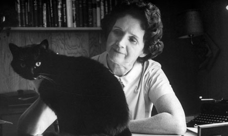 Leo blog : Biologist and author Rachel Carson at home