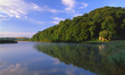 Country Diary : The River Tamar from Cotehele Quay early morning in September, Cornwall