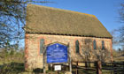 Country Diary : St Nicholas Chapel near Coggeshall in Essex