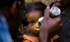 Sightsavers in Ethiopia mapping of the disease trachoma
