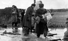 1953 floods : refugees from Canvey Island