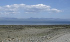 Country Diary : Looking towards Harlech from Afon Dwyfor estuary foreshore