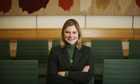 MDG : Justine Greening, UK's international development secretary
