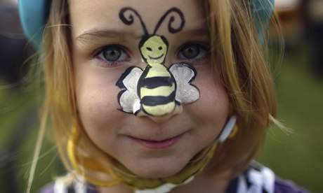 Bee pesticides may 'harm developing brains of unborn babies'