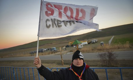 Police remove protesters from Chevron's fracking site in Romania