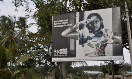 MDG : Girl child soldiers