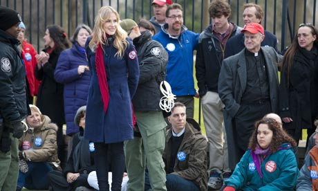 President Obama should reject the Keystone XL pipeline | Daryl Hannah and Michael Brune
