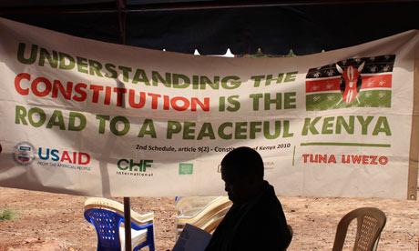 MDG Kenyan peace