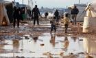 Jordan's Zaatari refugee camp mushrooms as Syrians set up shop