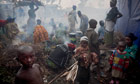 Wars push number of internally displaced people to record levels