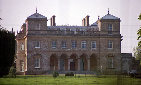 Country Diary : Hatch Court, Hatch Beauchamp