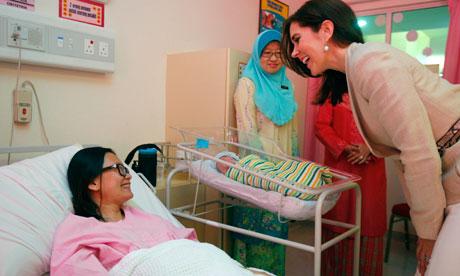 MDG Women Deliver maternal health