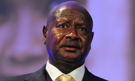Image result for raisi wa museveni