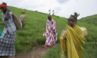 MDG : Violence against women : Displaced women in Masisi Territory, North Kivu, DRC