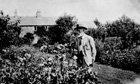 Country Diary : Edward Carpenter in his garden at Millthorpe