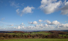 Country Diary : Sheffield, viewed from  from Houndkirk Road, Ringinglow