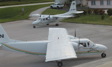 MDG :  John A Osborne Airport also called Gerald's Park airport, Montserrat
