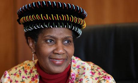 MDG Phumzile Mlambo-Ngcuka
