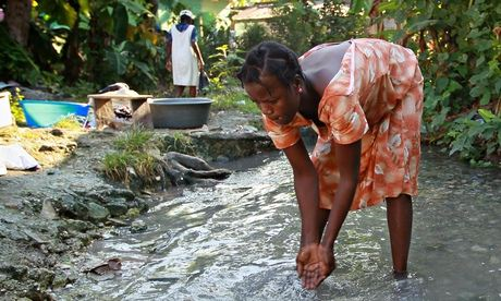 Cholera epidemic in Haiti 'poses major threat to Latin America and Caribbean'