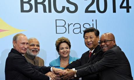 MDG : Brics leaders at Brazil summit