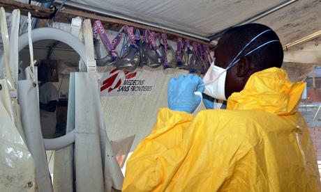 MDG ebola in sierra Leone