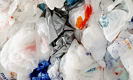 Plastic carrier bags