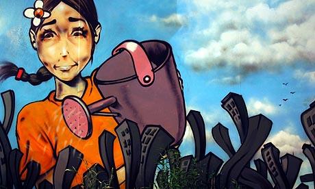 En la gran mayoría de las ciudades del mundo podemos ver ejemplos de Graffiti. Desde Los Ángeles hasta Berlín, los graffiteros han tomado incontables