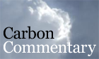 Carbon Commentary Logo