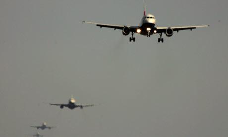 Heathrow runway