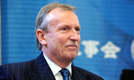 Malcolm Johnson, director of Telecommunication Standardisation Bureau ITU