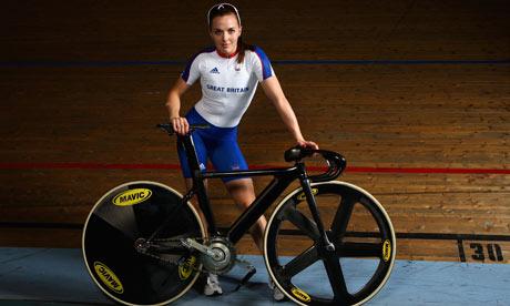 victoria pendleton. Victoria Pendleton