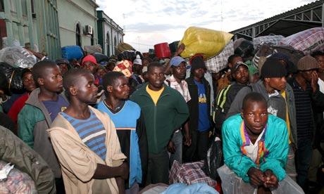Mozambican emigrants