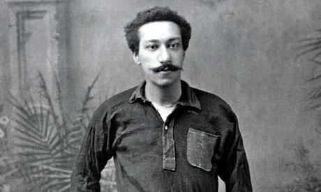 Footballer Arthur Wharton