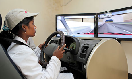 Bangladesh women drivers
