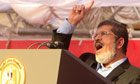 How should the west react to Mohamed Morsi's power grab in Egypt? | Simon Tisdall